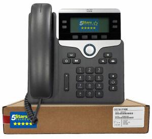 Cisco 7841 IP Phone (CP-7841-K9=) Renewed, 1 Year Warranty