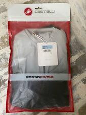Castelli Men's PR Speed Tri Suit Medium Rosso Corsa