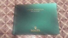 Libretto istruzioni Rolex oyster perpetual datejust (chinese)