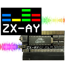 ZX-AY External Stereo audio interface for all ZX Spectrum models!