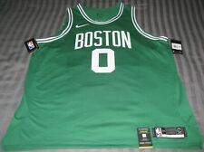 Boston Celtics Jayson Tatum Authentic Jersey (58, 3XL)