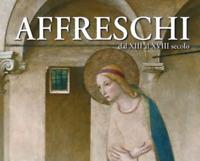PRL) AFFRESCHI DAL XII AL XVIII SECOLO LIBRO ARTE PITTURA CENTURY COLLECT. BOOK