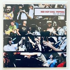 RED HOT CHILI PEPPERS - TELL ME BABY - 2006 EUROPE - CD, SINGLE, PROMO - NEW