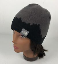 The North Face Beanie OS One Size Made In Canada Acrylic Logo