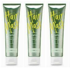 Bath And Body Works Strengthening Bamboo Hair Mask 5 Fl Oz (Set Of 3)