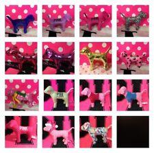 Victoria's Secret Pink Mini Dogs Christmas Stocking Stuffers New