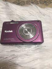 kodak camera 16 Megapixels With Battery No Charger
