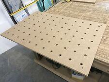 Replacement Table Top Festool MFT 3 - CNC cut - 18mm Mdf - FREE SHIPPING inc NI