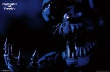 FIVE NIGHTS AT FREDDYS ~ NIGHTMARE BONNIE ~ 22x34 VIDEO GAME POSTER ~ NEW! FNAF