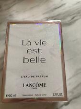 LANCOME La Vie Est Belle L'Eau De Parfum Natural Spray 1.7 Fl. oz. ** NIB **