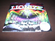 LIONIZE SPACE POPE AND THE GLASS MACHINE USED COMPACT DISC NICE SHAPE  HARDLINE
