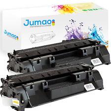 2 Toners haute capacité type Jumao pour HP LaserJet Pro400 MFP M425dn M425dw