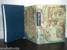 WAR of ROSES Pastons MEDIEVAL Middle Ages FOLIO SOCIETY 15th Century illus BOXED