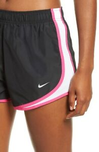 Nike Dri-Fit Womens Dry Tempo Track Running Shorts Lined Standard Fit
