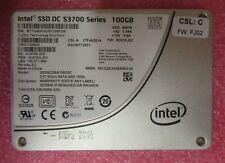 "Fujitsu Intel SSD DC S3700 Series 100Gb 2.5"" SATA 6GB/s SSD S26361-F5307-E100"