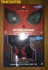 Ready! Hot Toys LMS011 Spider-Man Far From Home Spider-Drone Life-Size Set