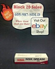 NSK Grease NSL NSK Linear Guide Rail Grease 80G Tube