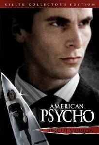 American Psycho [New DVD] Collector's Ed, Special Ed, Uncut, Unrated, Widescre