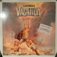 National Lampoon's Vacation OST Vinyl US Pressing Sealed with Hype Sticker RARE