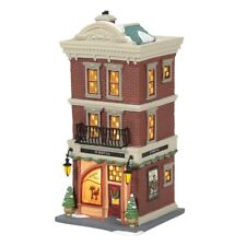 Dept 56 Christmas In The City Jt Hat Co. 6005381 Department 56 New 2020 Hats