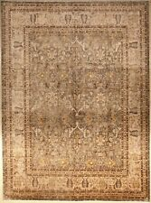 """Hand knotted Agra style Indian rug. 10'x 13'6"""""""