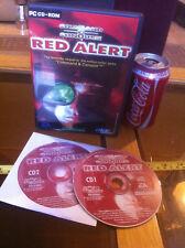 Red Alert Command & Conquer PC Original Game