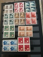 croatia stamps