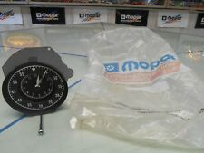 1968 - 1970 CHARGER SUPER BEE 1970 ROAD RUNNER GTX RALLEY DASH CLOCK NOS MOPAR