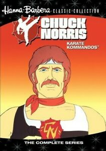 Chuck Norris: Karate Kommandos: The Complete Series [New DVD]
