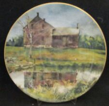 Thunder In The Air Collector Plate Royal Doulton Aged in Wood by Peggy Brisby