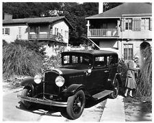1930 Reo Flying Cloud Sedan Factory Photo ae2666-Q92DBK