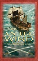 DAVID DONACHIE _____ AN ILL WIND ____ SHOP SOILED ____ FREEPOST UK