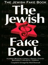 The Jewish Fake Book Sheet Music Tara Books NEW 000330350