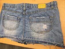 D&G Denim Skirt Size 12 Dolce gabbana