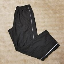 Authentic Apparel Anaconda Sports Mens XL Black Running Jogging Athletic Pants
