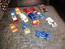 vintage corgi cars bundle spares or repairs