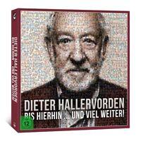 DIETER HALLERVORDEN -BIS HIERHIN...UND VIEL WEITER (LIMITED BOXSET) 44 DVD NEU
