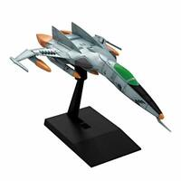 Space Battleship Yamato 2202 Mecha Collection 1 set space fighter attack aircraf