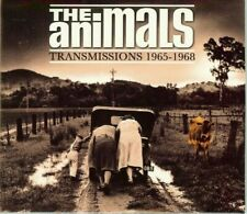THE ANIMALS - Transmissions 1965-1968 -  2 CD SET, NEW, SEALED, FREE SHIPPING