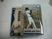 McFarlane Toys MIKE PIAZZA Brooklyn Dodgers White Jersey Retro Variant NEW