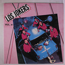 JOKERS: Los Jokers Vol. 2: Historia De La Musica Pop Espanola #224 LP (Spain, d
