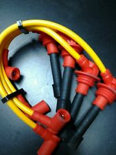 2000-2003 ford focus 2, 0 zetec spark plug wires high performance silicone 8mm
