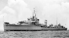 ROYAL NAVY E CLASS DESTROYER HMS EXMOUTH - LOST WITH ALL HANDS IN 1940