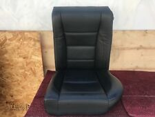 90K MERCEDES W221 S63 S600 S550 REAR LEFT AC HEATED RECLINING LEATHER SEAT OEM