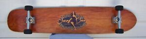 Shaped By Powell Surf One Wheels Longboard Skateboard Rare Peralta Independent