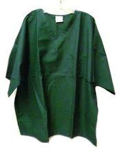 Flagstaff Industries Hunter Green XXS V Neck One Pocket Scrub Top Unisex New