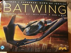 Moebius Batwing Plastic Model Kit