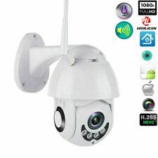 1080P HD WIFI IP Camera Wireless Outdoor CCTV Home Security IR Cam Night Visible
