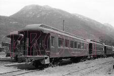"White Pass & Yukon Railroad (WP&YR) Car 256 ""Lake Labarge""- 8x10 Photo"