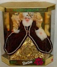 Mattel Happy Holidays Barbie 1996 Special Edition NRFB